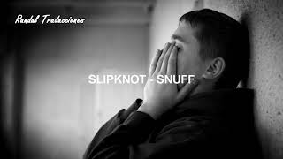 Slipknot-Snuff (Sub español) [Music video]
