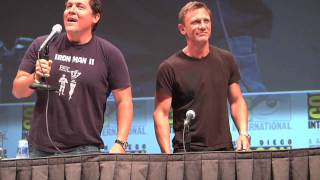 Comic-Con 2010: Cowboys & Aliens Cast Intro