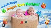 DE PAKJES ZOEK MACHINE! [Opzoek Naar De Sinterklaas Kadootjes] ♥DeZoeteZusjes♥