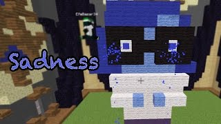 Inside Out - Sadness / Build Battle / Gamer Chad / Minecraft Games