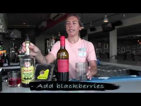Drink Of The Week: Blackberry Sangria