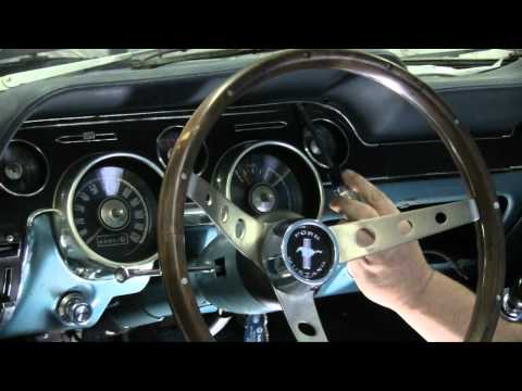 Episode 52 Season 3 Tribute Automotive 1967 1968 Mustang Tachometer Autorestomod
