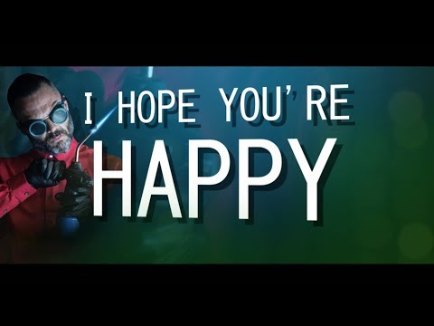 """Blue October - """"I Hope You're Happy"""" Official Lyric Video"""