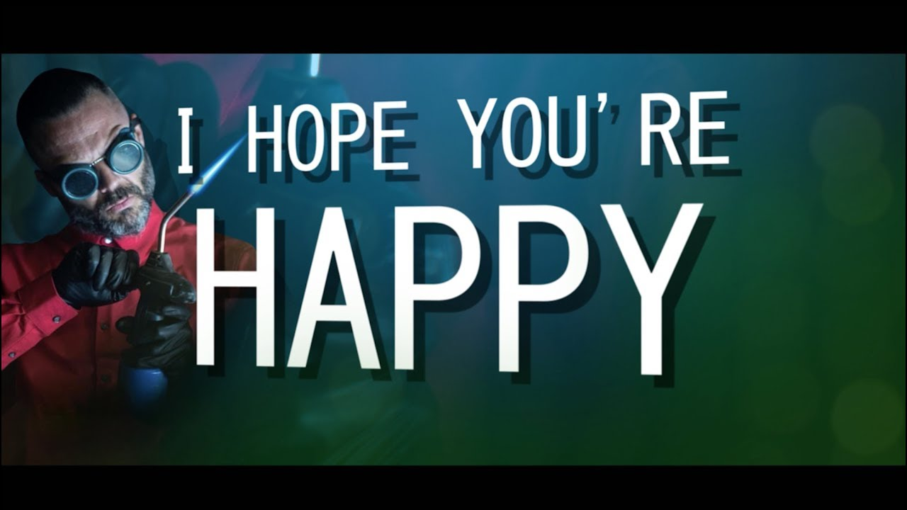 Blue October I Hope Youre Happy Official Lyric Video Youtube