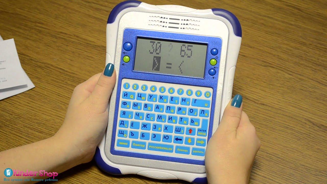 инструкция к детскому планшету joy toy