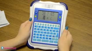 Обзор игрушки Обучающий планшет JoyToy 7175-6