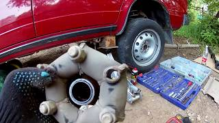 видео Замена кардана lada 21074 (ваз 21074)