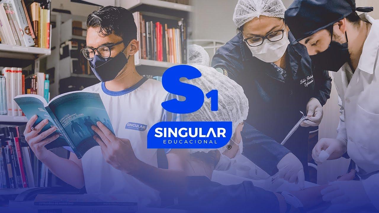 2º Edição do S1 - Jornal institucional da Singular!
