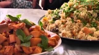 Фестиваль постной кухни в Алма-Ате