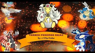 Torneo Pokémon Rubino Omega/Zaffiro Alpha by 17TheTube