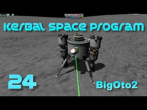Kerbal Space Program ★ Ep. 24: Fueling The Fuel Station