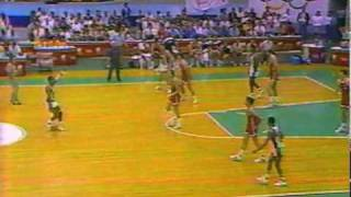 1988 Olympics Basketball USA v. USSR (part 6 of 7)