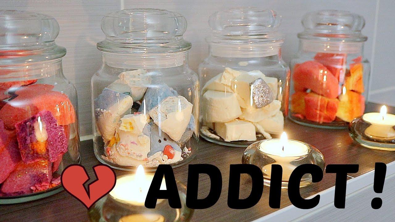 Diy yankee candle lush dans des jarres de bougies yankee candle tutoriel de recyclage youtube - Yankee candle calendrier de l avent ...