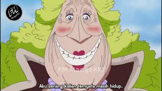 Momen Lucu One Piece .Enies Lobby Funny Moments
