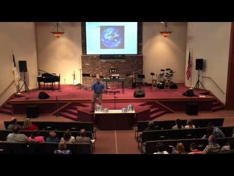Jesus Is Here: Pastor Tom Alexander