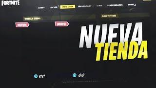 NUEVA TIENDA de FORTNITE HOY (28/11/2018) LAS *NUEVAS SKINS* DE NAVIDAD EN DIRECTO!!!