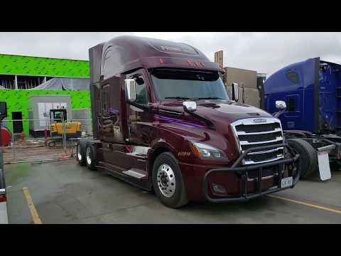 My new truck - 2020 Freightliner Cascadia Evolution - Prime Inc