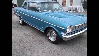 1964 CHEVROLET NOVA FOR SALE AT 500 CLASSIC AUTO
