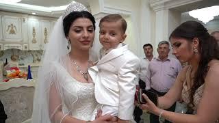 Wedding day 1 Yan & Rada 08.08.2018 Part 1 ( Цыганская свадьба Ян&Рада ) г.Астана