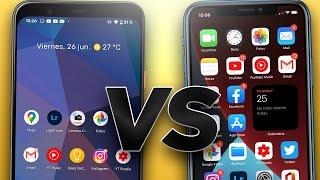 iOS 14 vs ANDROID 11!!!! Tenemos que hablar...