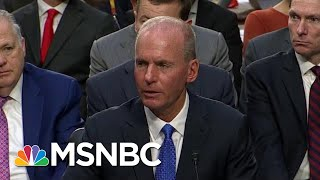 Boeing CEO Out In Aftermath Of 737 Max Crisis | Velshi & Ruhle | MSNBC