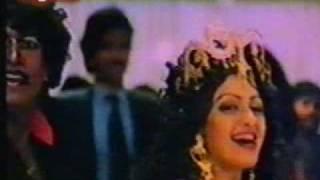 MR INDIA.  premiere party  1987