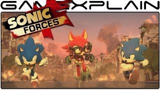 Sonic Forces - Custom Hero Reveal Trailer