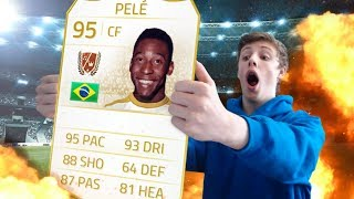 FIFA 14 - PELE DOUBLE OR NOTHING!!!