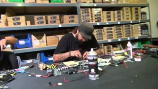 Airsoft GI - top-tech-challenge - Knochen-Yard-Edition - M4 vs AK AEGs