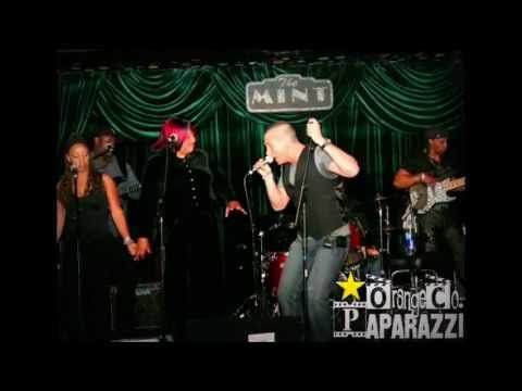Nick Loren live performance at the world famous MINT in Los Angeles