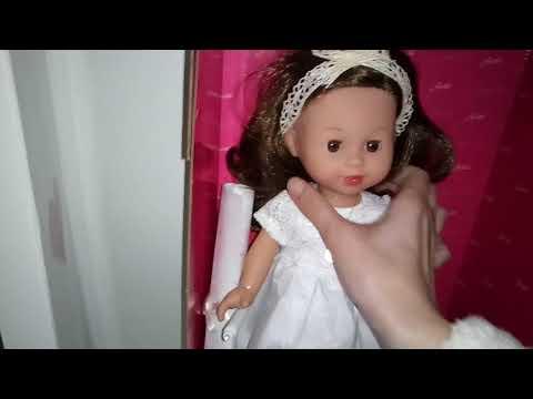 Muñeca de comunión  de 42cm que canta de la marca Arias