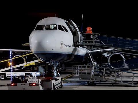 jetBlue Airways A320 Flight 944 Long Beach (LGB) to Fort Lauderdale (FLL) Full Flight