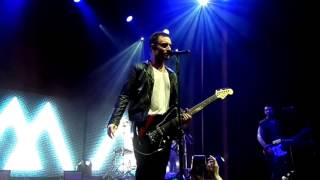 Måns Zelmerlöw – Perfectly Damaged [Live in Riga] The Heroes Tour Europe 2015