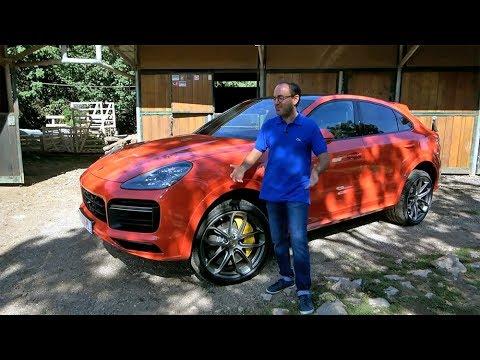 Porsche Cayenne Coupé Turbo
