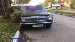 """Снова заброшенная машина - """"Народный репортер"""""""