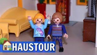 Playmobil Film deutsch - Haustour / Roomtour Hannahs neues Haus