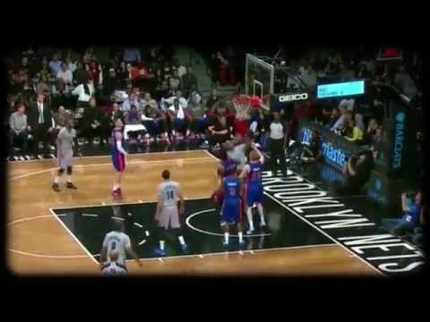Jason Collins Brooklyn Nets 2014 Mixtape