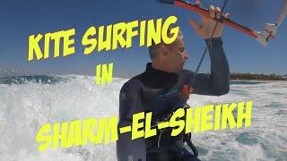 Кайтсерфинг в Египте Шарм эль Шейх