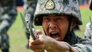 "China's Military Will Use ""Any Means Necessary"" 