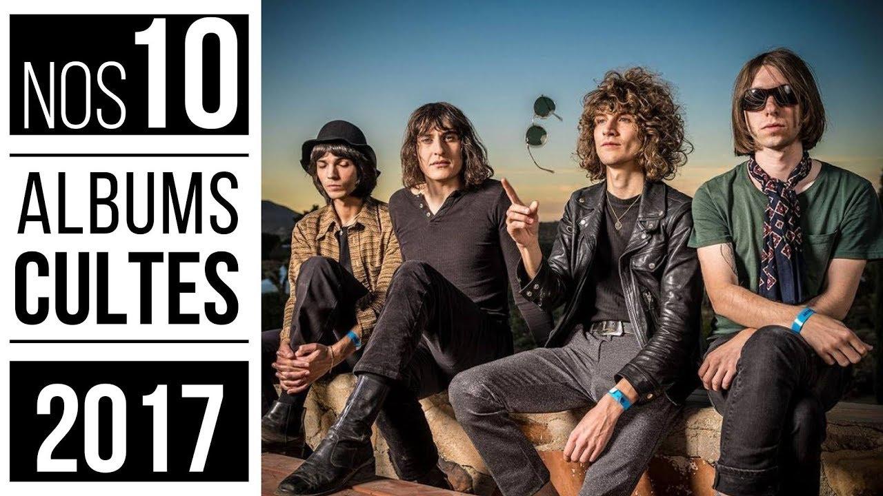 Top 10 | Nos Albums Cultes de 2017