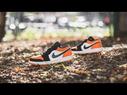 "Air Jordan 1 Low ""Shattered Backboard"": Review & On-Feet"