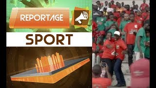 Africa sports / Asec mimosas (2 - 3) : Le show des supporters