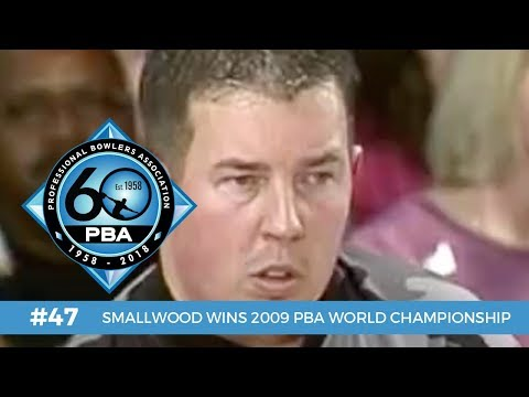 PBA 60th Anniversary Most Memorable Moments #47 - Smallwood Wins 2009 World Championship