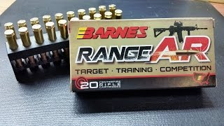 a look at the new barnes range ar ammo for 300 blackout