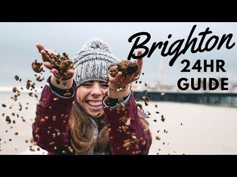 Spontaneous 24HR GUIDE TO BRIGHTON - Weekend City Break