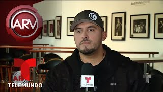 Juan Rivera demandará a camarógrafo | Al Rojo Vivo | Telemundo