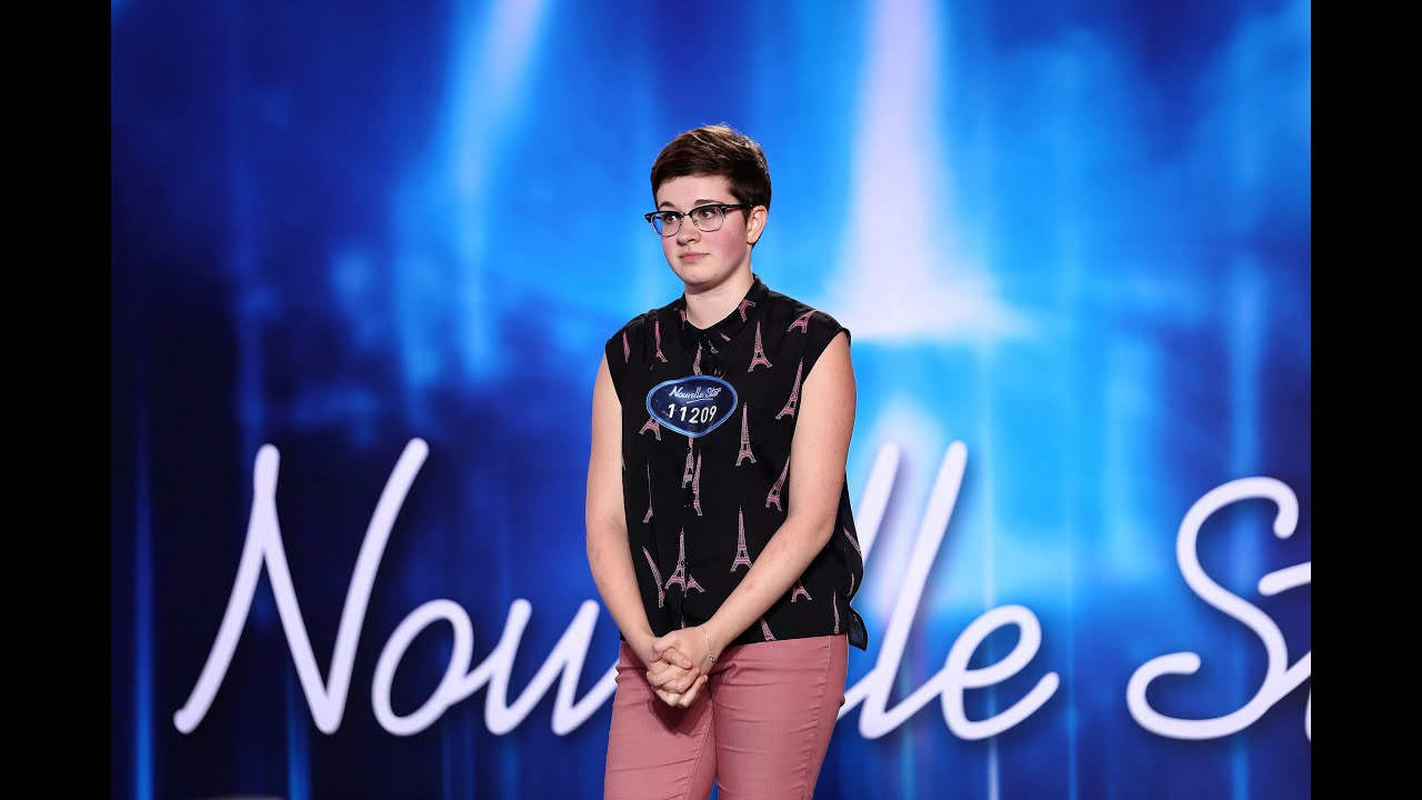 Emma d 233 sert auditions nouvelle star 2015 youtube