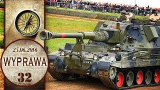 Czołgi w ruchu - pokazy - Tankfest 2016 - Bovington #13