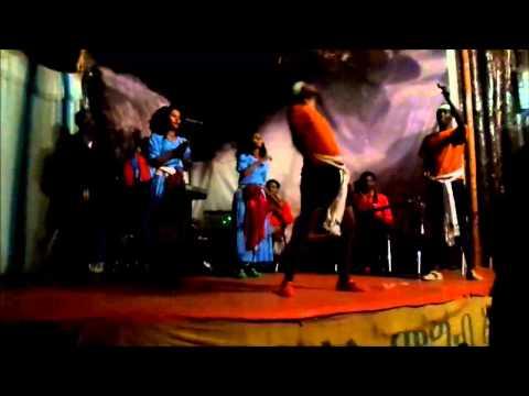 Hot Gojjam-Ethiopia dance at Checheho Cultural Dance Club (Bahir-Dar Ethiopia)