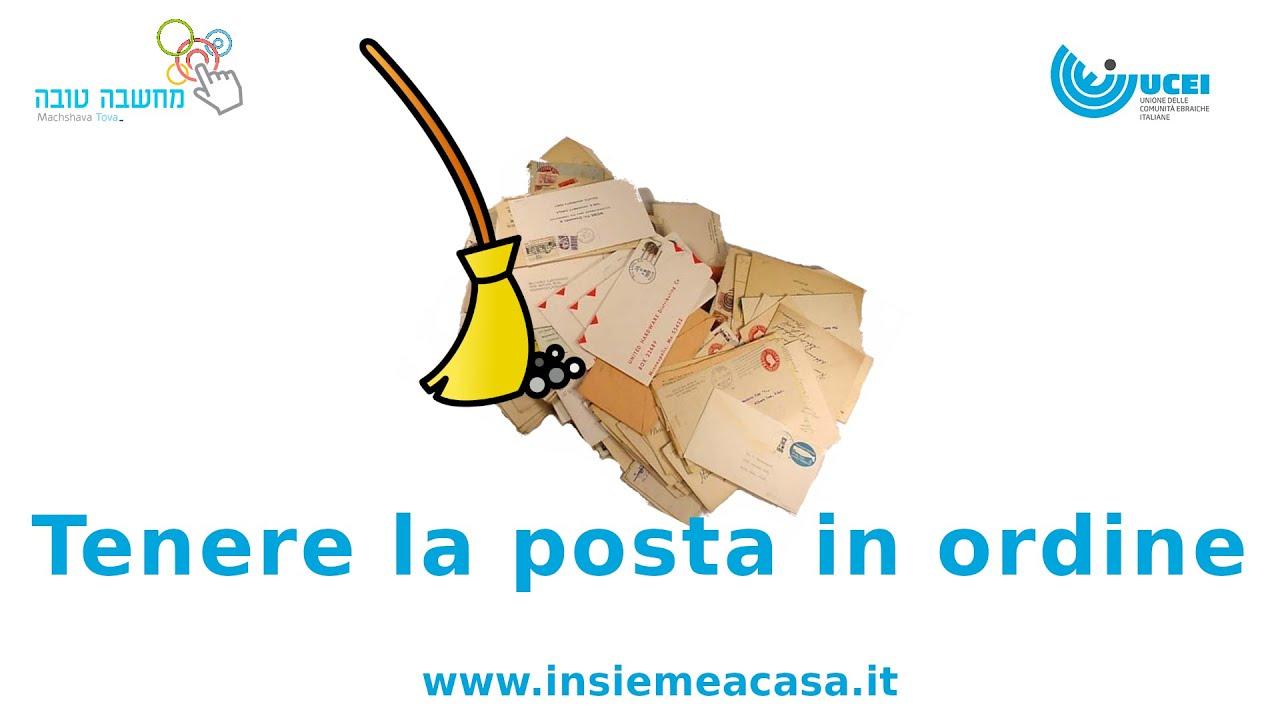 Tenere in ordine la Posta: Newsletter e Spam
